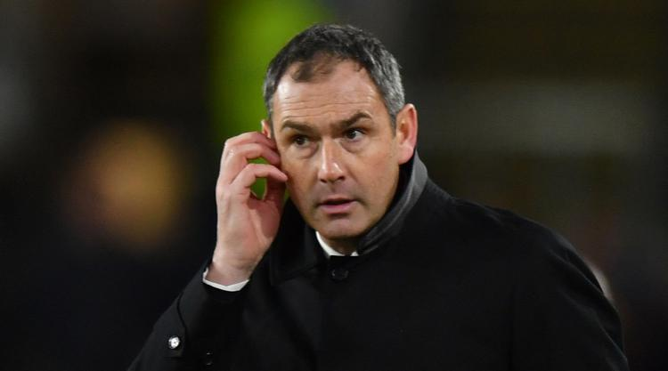 Paul Clement urges Swansea players to be 'tough' in face of fans' criticism