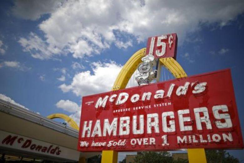 Effort underway to save historic McDonald's 'Store No. 1'