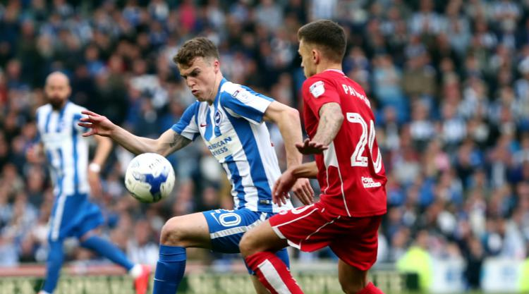Hughton backs Brighton pair Dunk and March to play their way into England squad