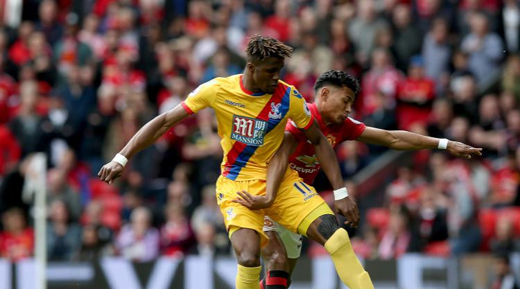 Roy Hodgson expecting Wilfried Zaha to be a wanted man in January