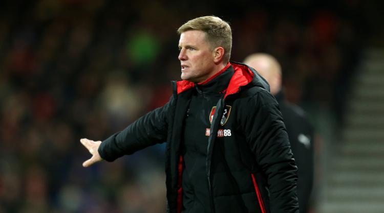 Eddie Howe admits Bournemouth were below par in Burnley defeat