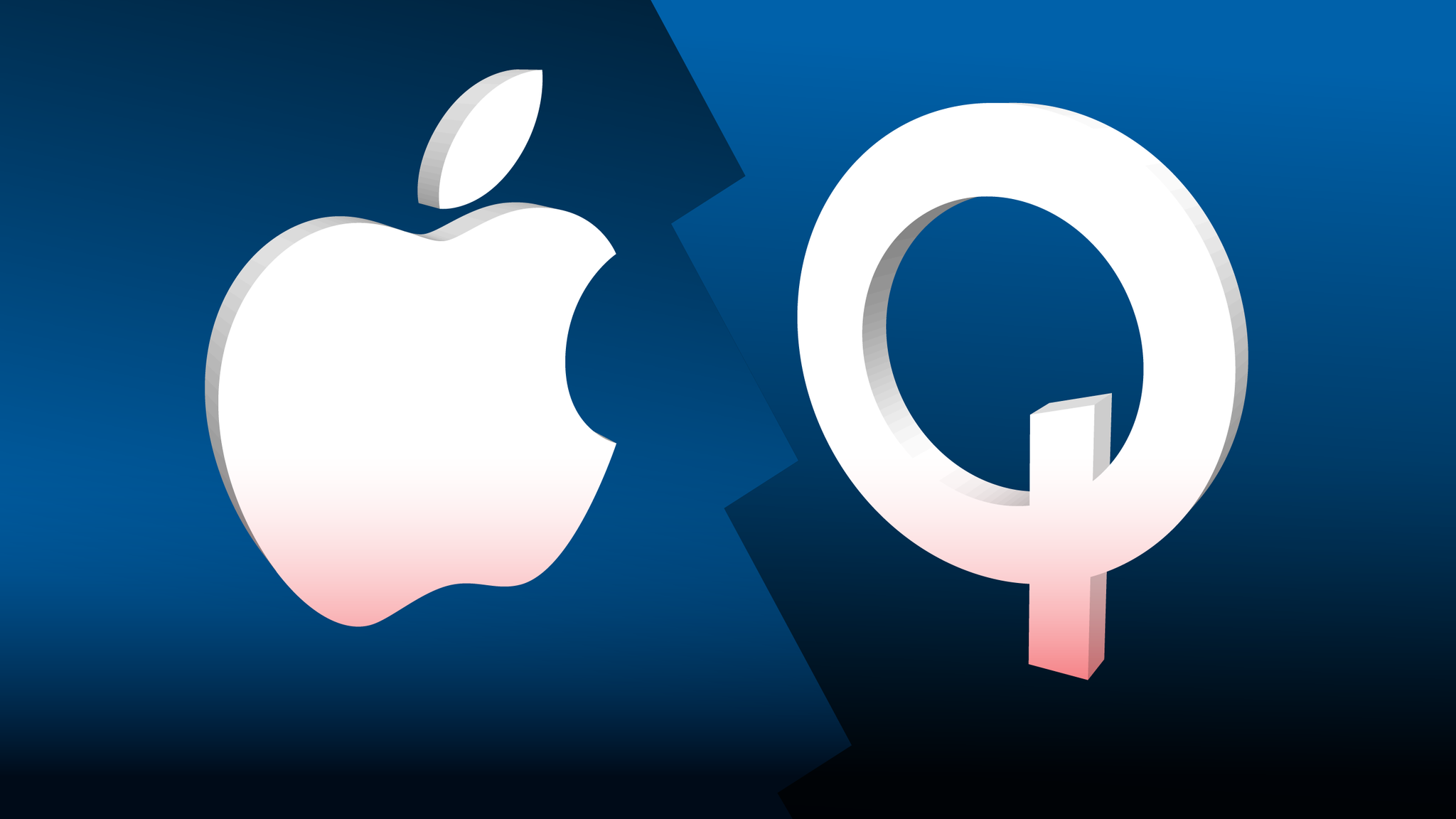 Qualcomm sues Apple, alleging it shared chip code with Intel