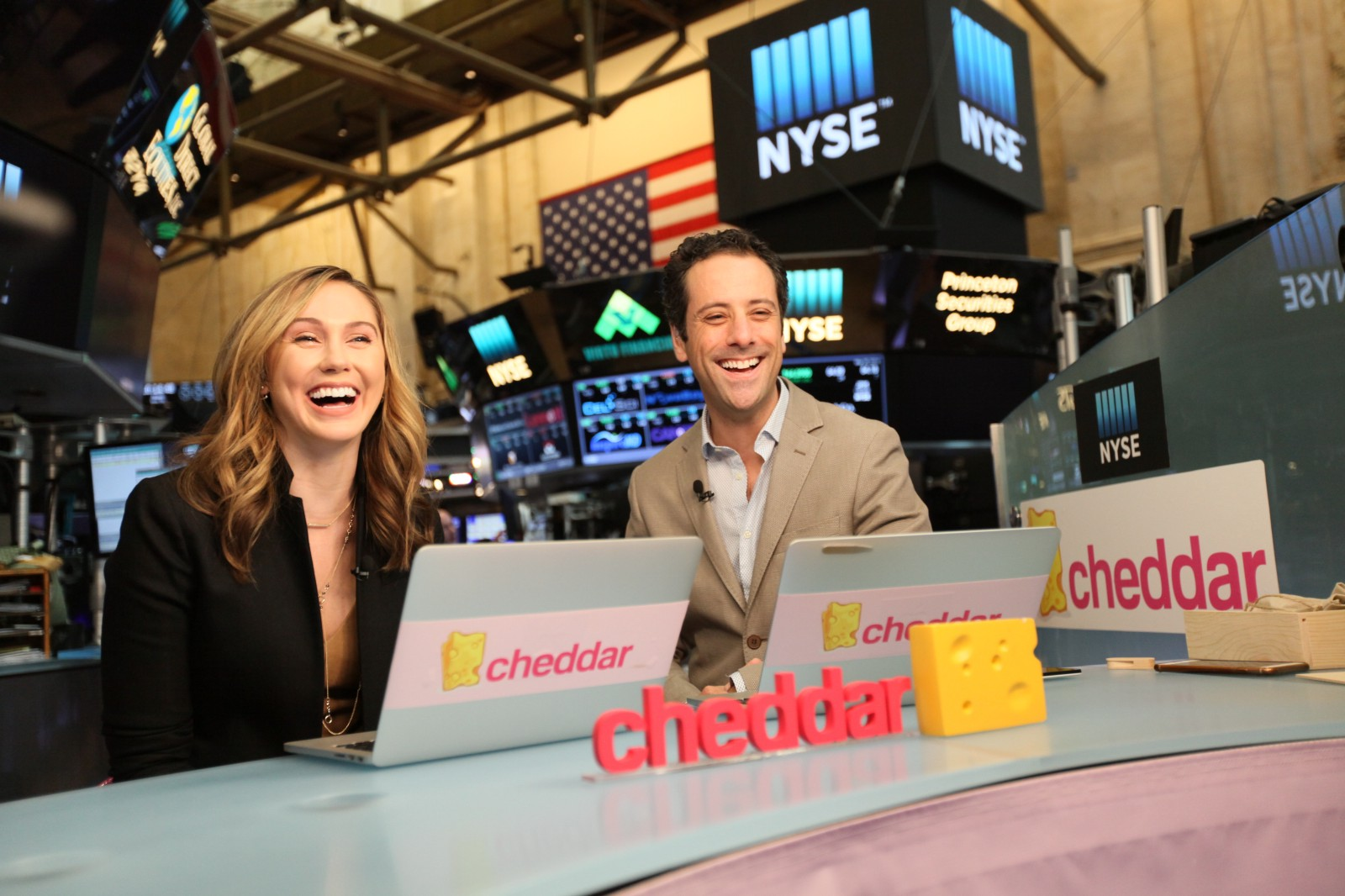 Media startup Cheddar launches its TV channel in Europe with Molotov