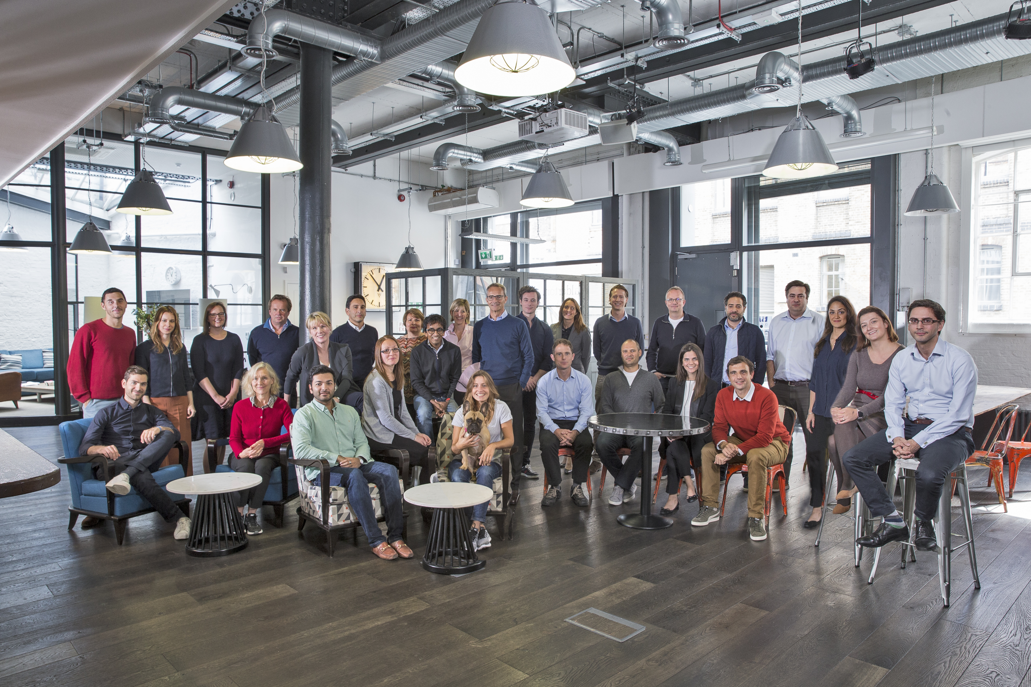 Balderton Capital closes new $375M fund to invest in Series A-stage European startups