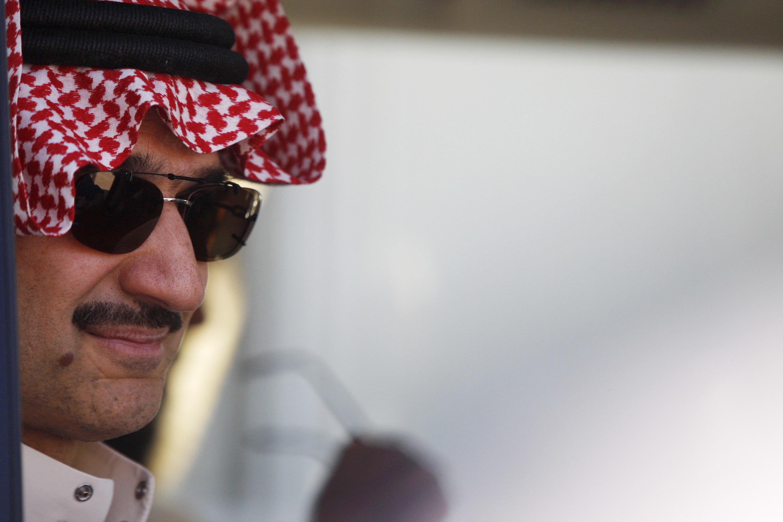 Tech's favorite royal — Prince Alwaleed bin Talal — has been arrested in Saudi Arabia