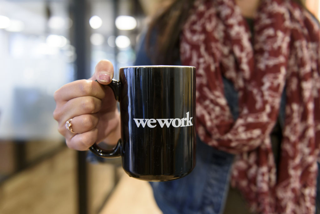 WeWork reportedly plans to buy Meetup