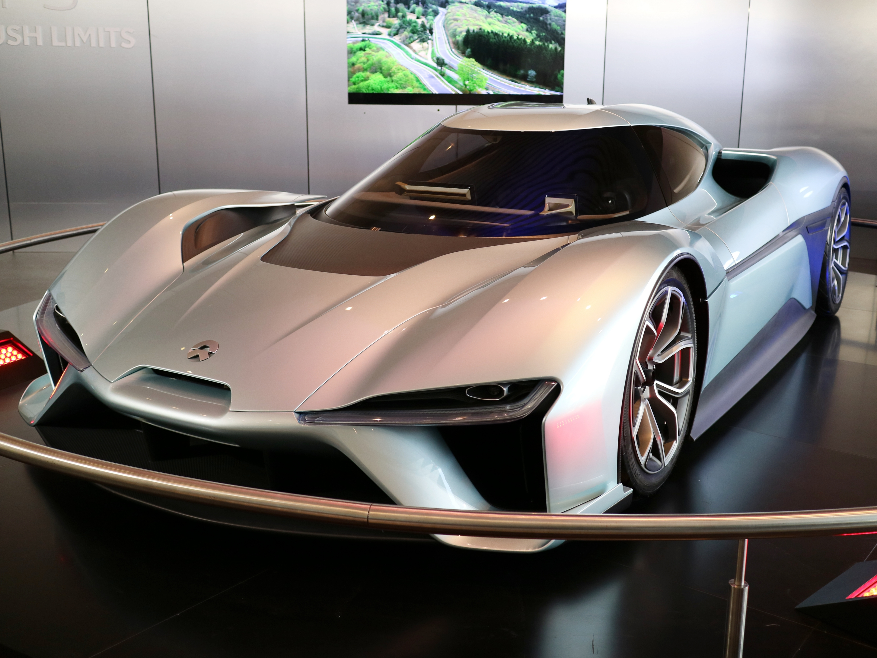 Chinese electric vehicle maker NIO more concerned with user experience than rival Tesla