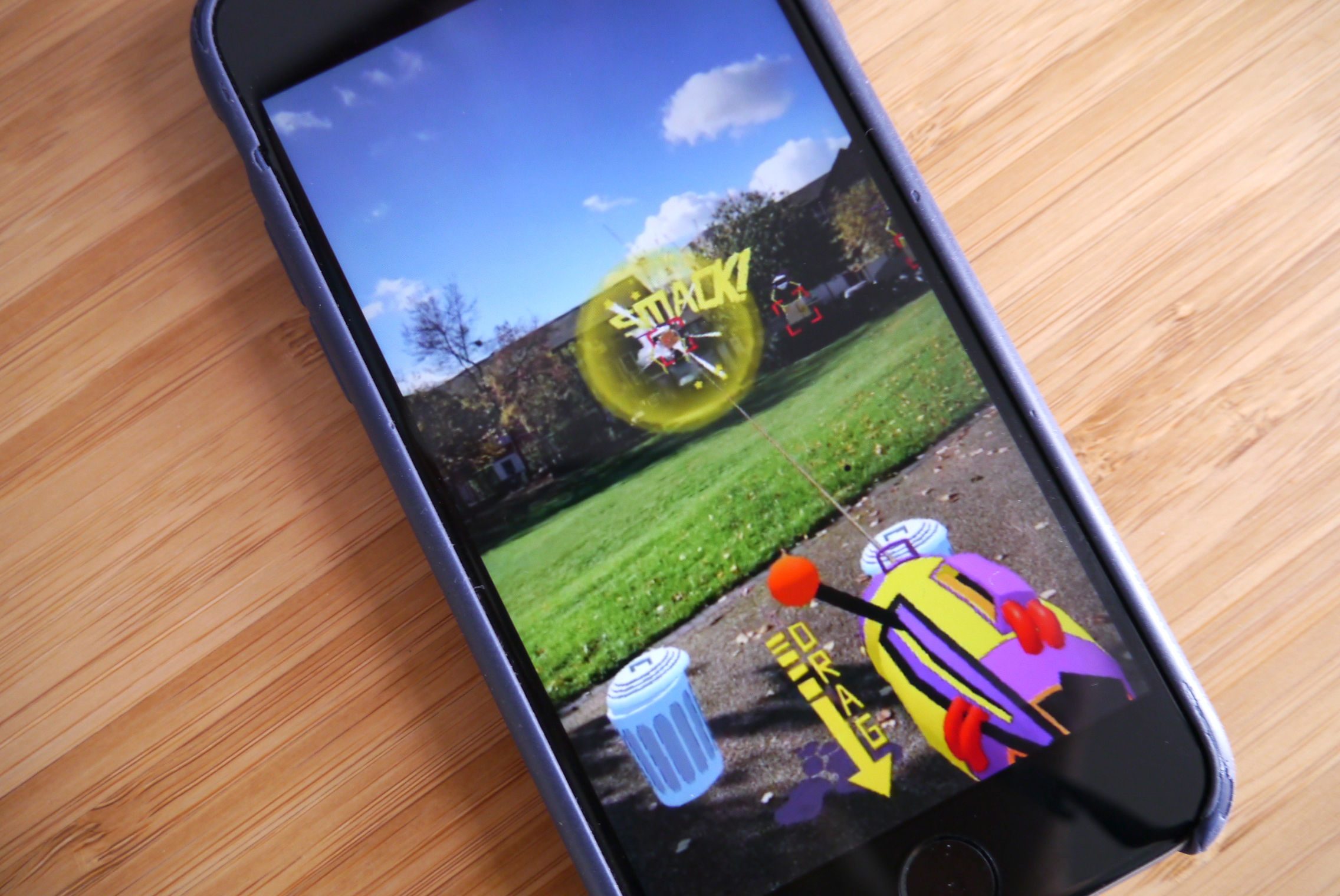 First Minute Capital joins $5.8M seed for AR treasure hunt game Snatch