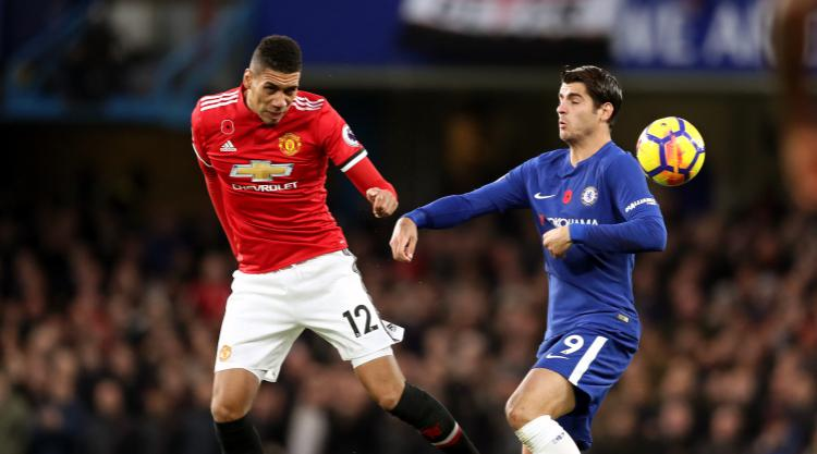 United defender Smalling eager to bounce back from Chelsea defeat