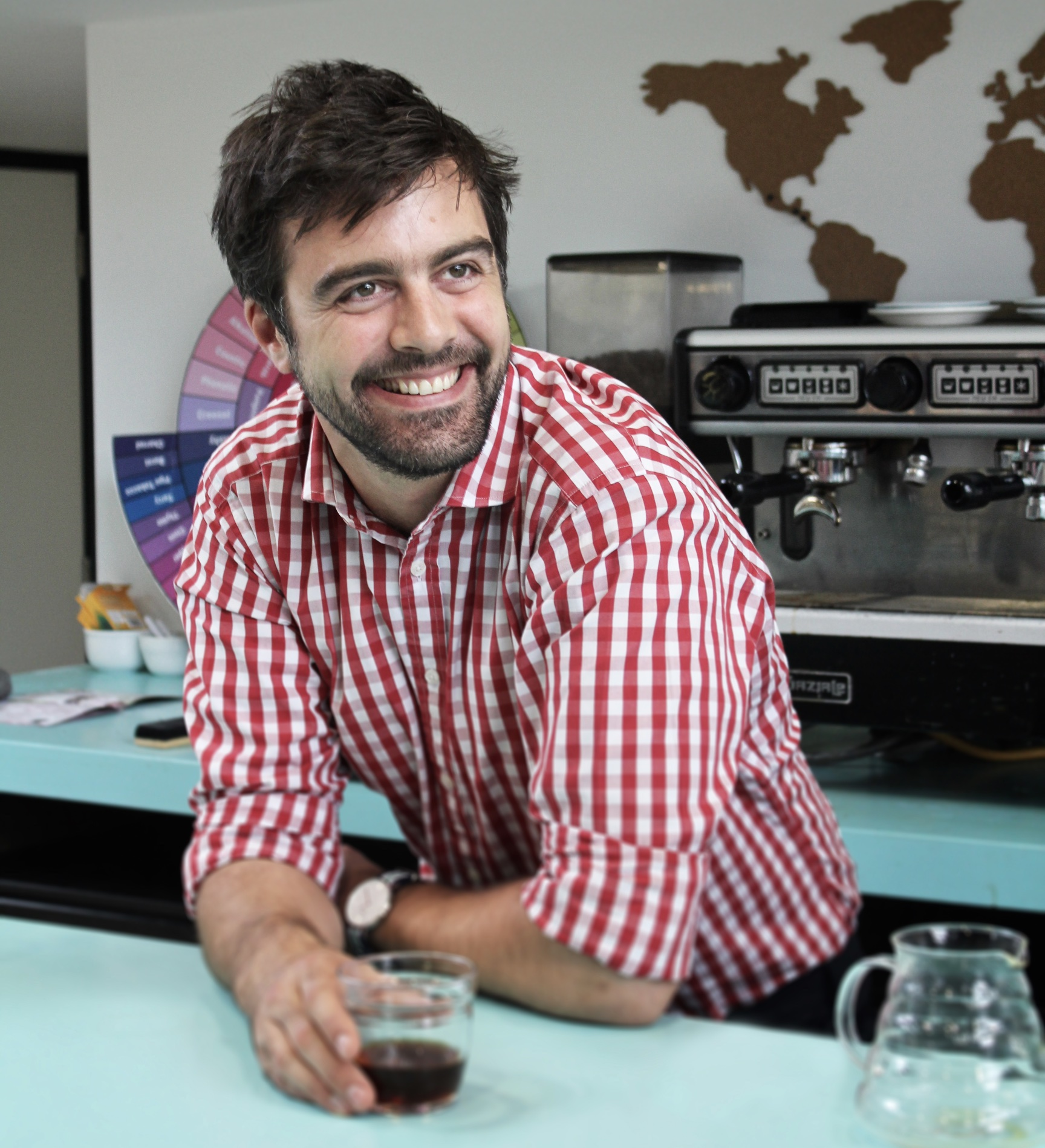 Pact Coffee founder steps down from CEO role as London startup looks to B2B for growth