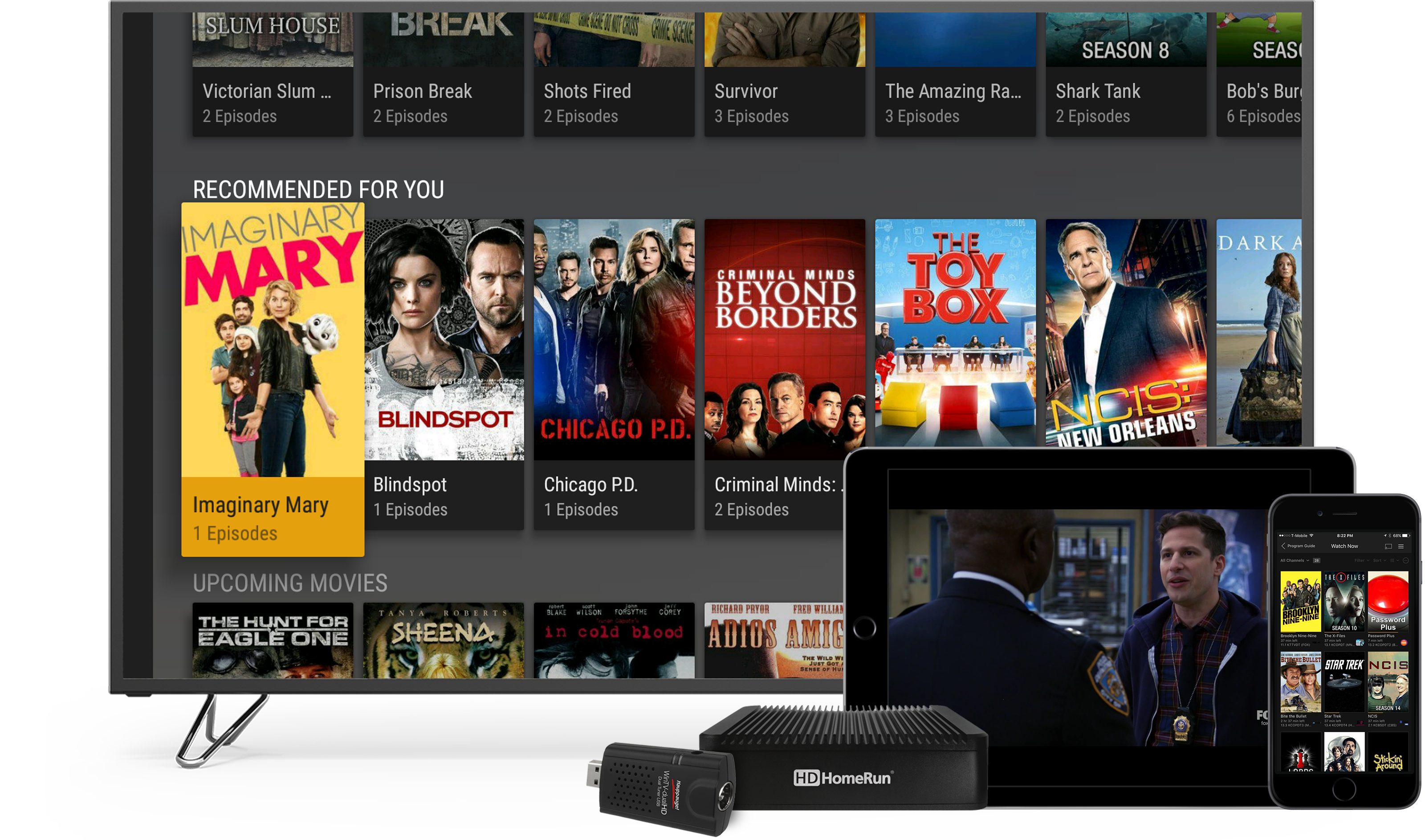 Plex's DVR now lets you skip the commercials… by removing them for you