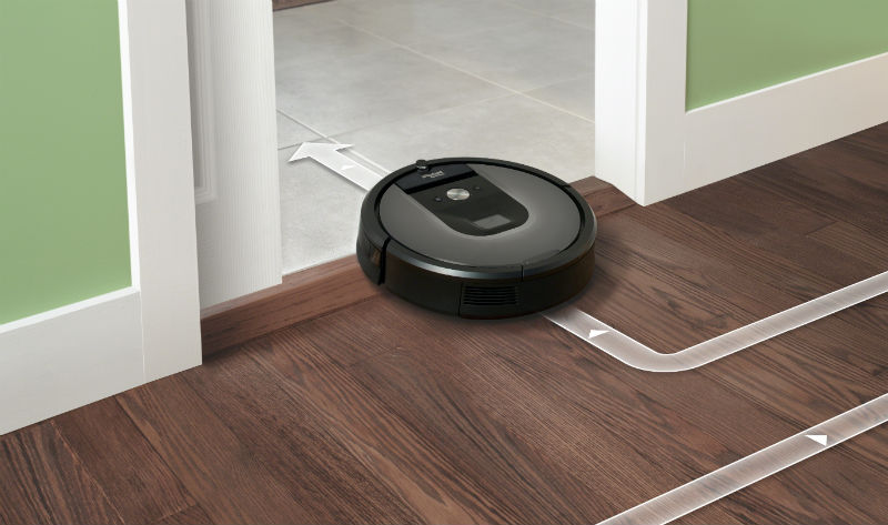 Roomba gets IFTTT functionality