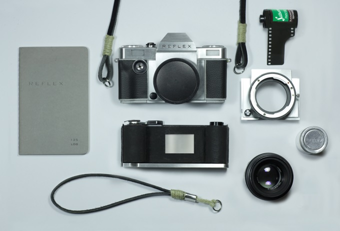 Reflex aims to Kickstart film photography with a new old SLR