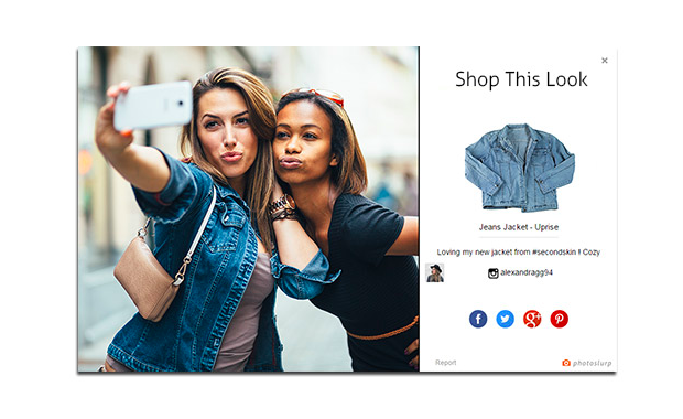 Photoslurp bags $870k for its 'shop the look' UGC marketing platform