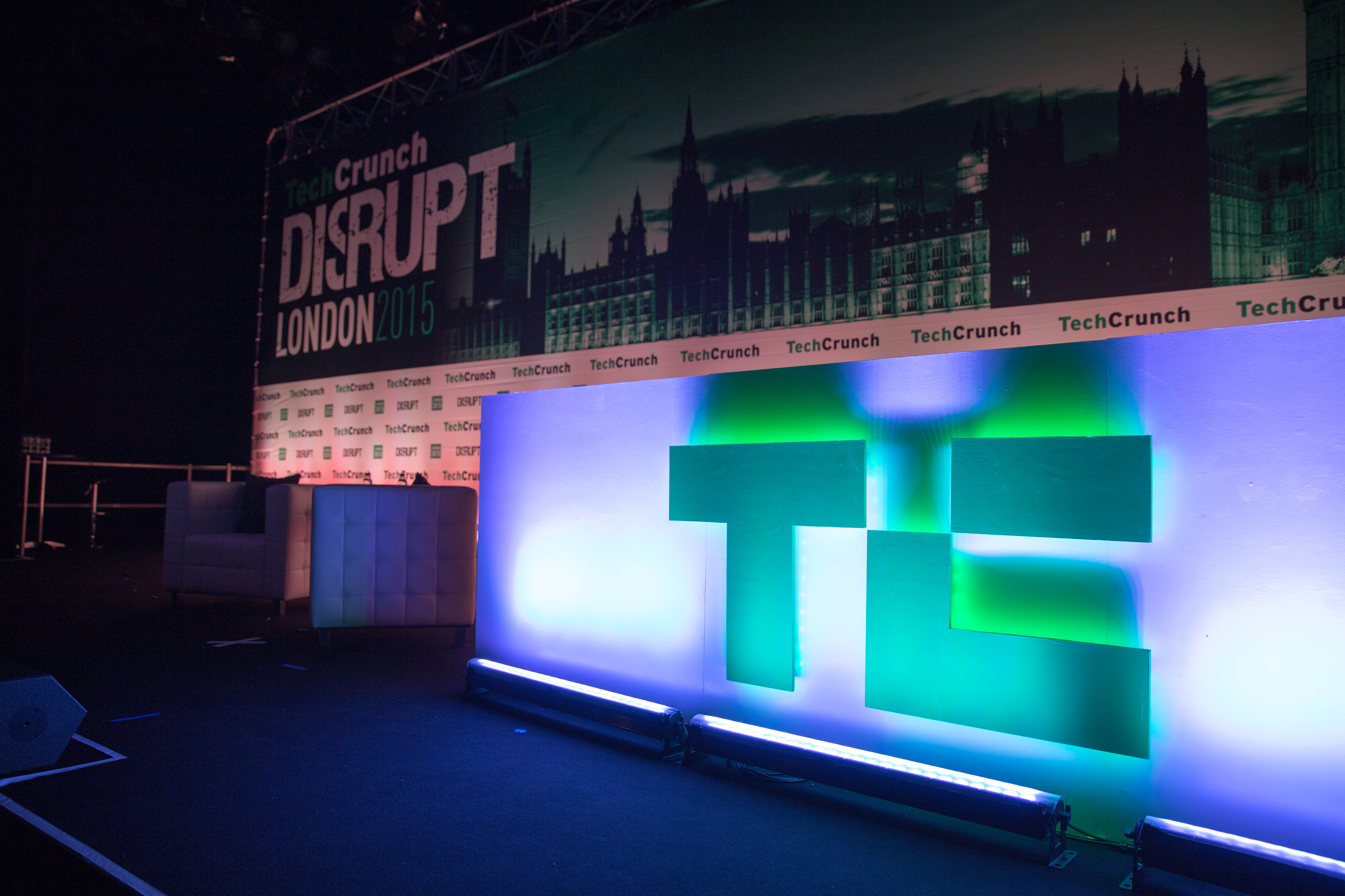 Discounted student tickets available for Disrupt Berlin
