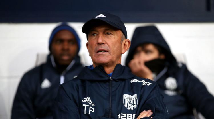 West Brom sack Tony Pulis