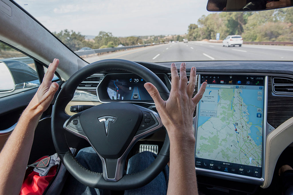 Tesla could upgrade customer computers to meet self-driving requirements