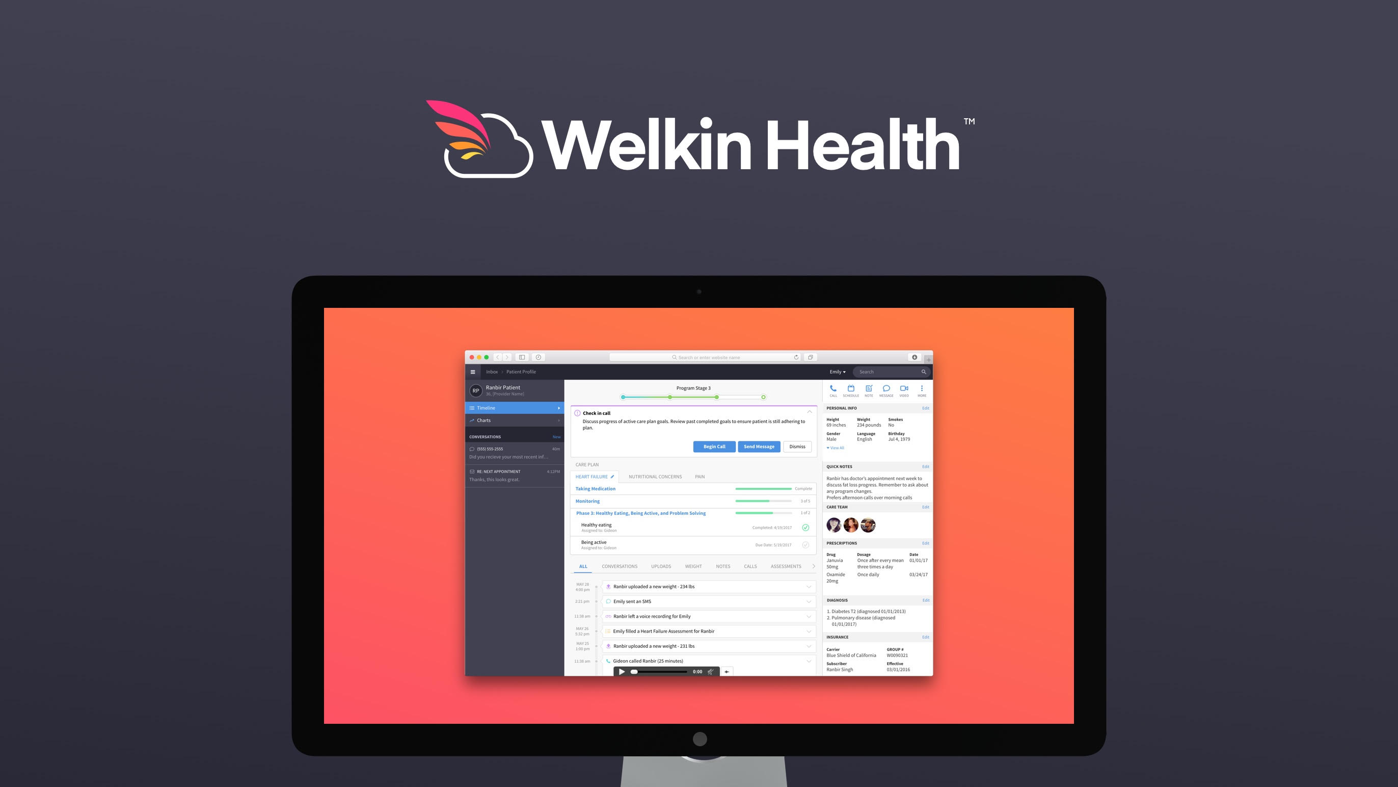 Thrive Capital leads health tech startup Welkin Health's $8 million Series A