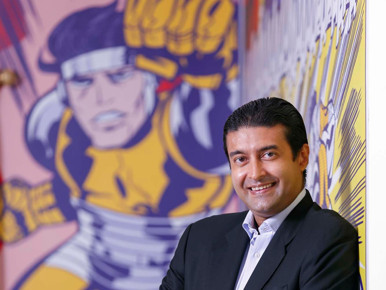 Graphic India raises $5M to build a Marvel-like digital comic brand for India