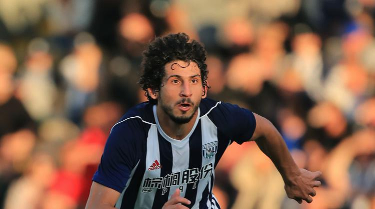 Ahmed Hegazi completes permanent move to West Brom
