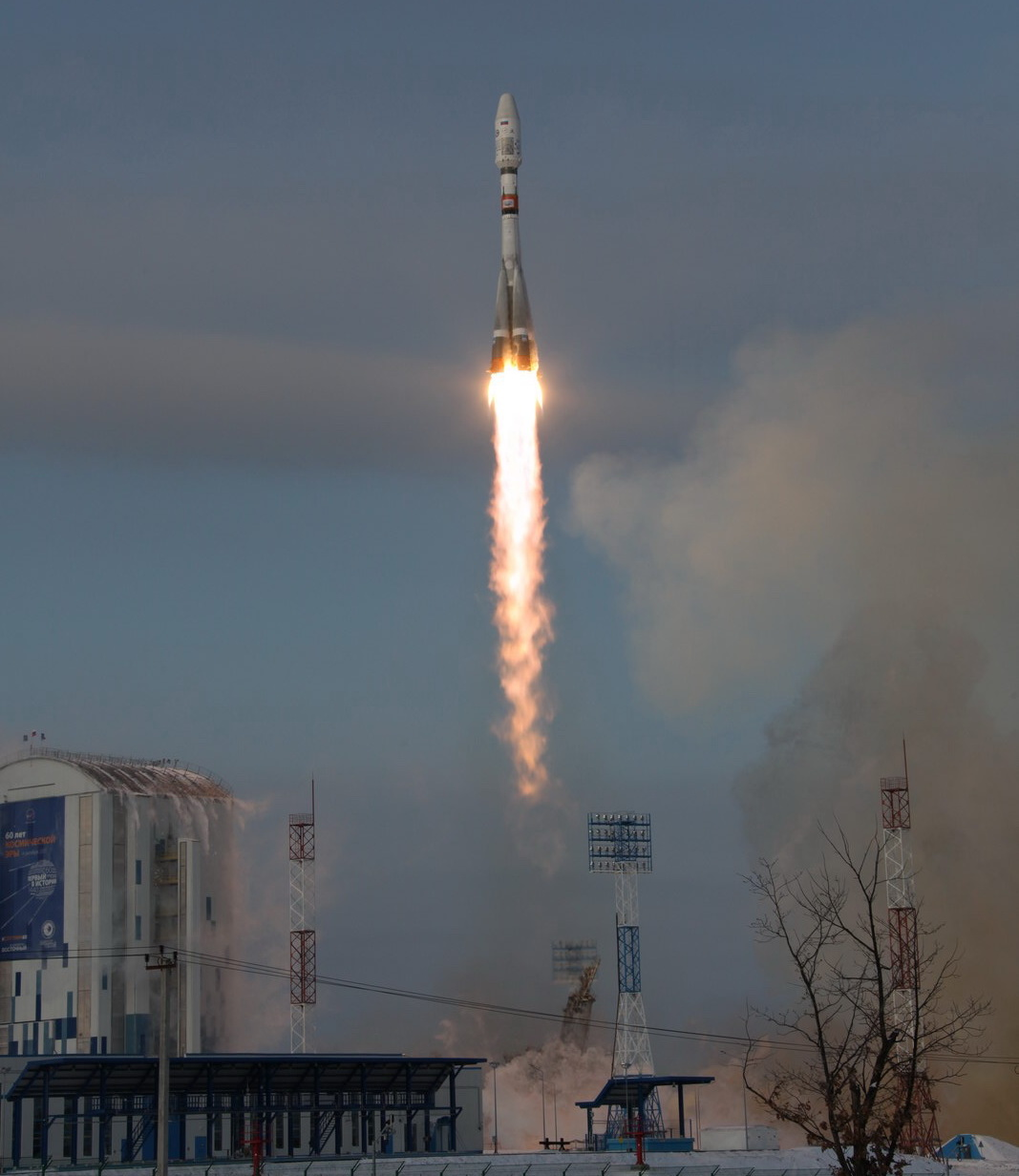 Russian space agency denies programming error bungled rocket launch