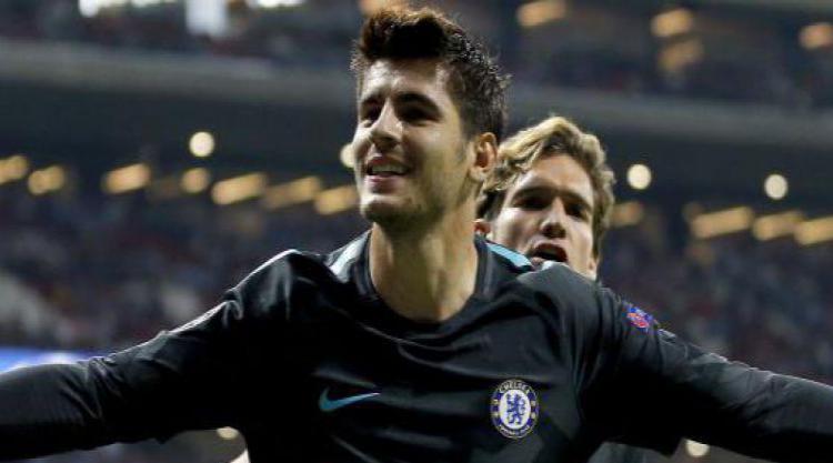 Chelsea Striker Alvaro Morata Suspended For Everton Clash