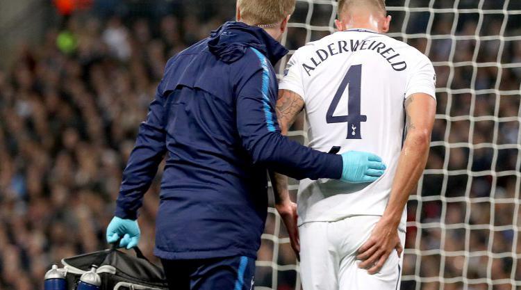 Alderweireld ruled out until February by hamstring injury – Pochettino