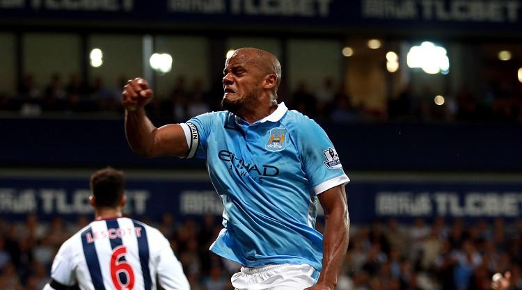 Vincent Kompany Receives A Degree Of Good News Over Latest Calf Injury