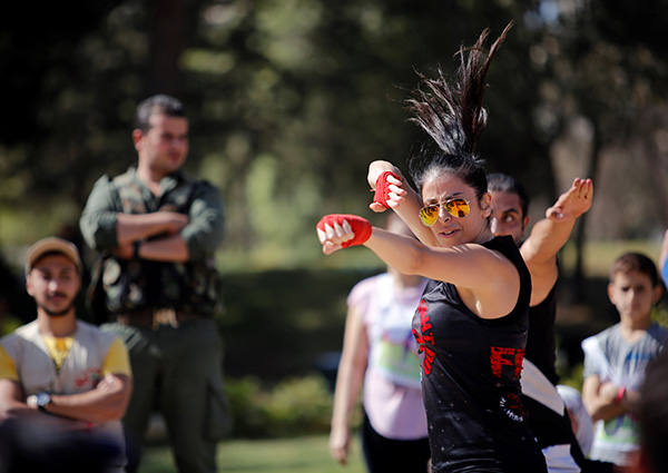 Can Zumba help boost your mood?