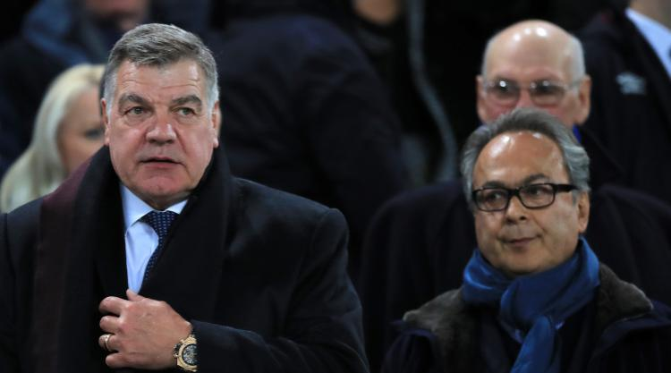 Sam Allardyce most underrated British manager – Everton owner Farhad Moshiri