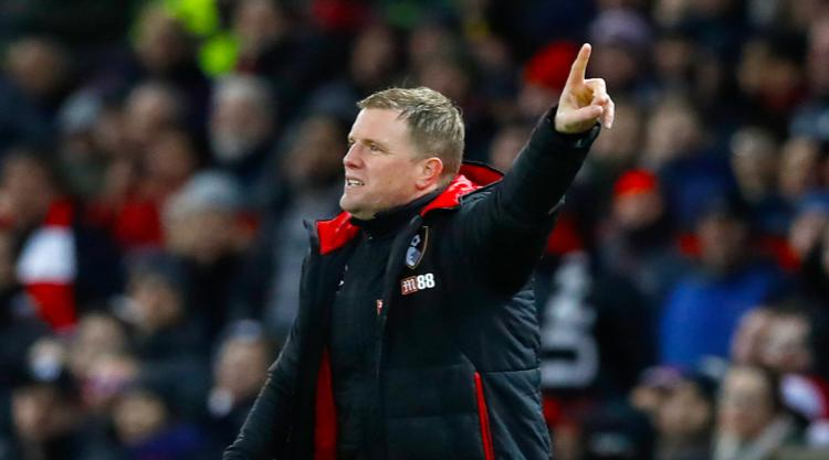Eddie Howe not looking at transfer window to revive Bournemouth's season