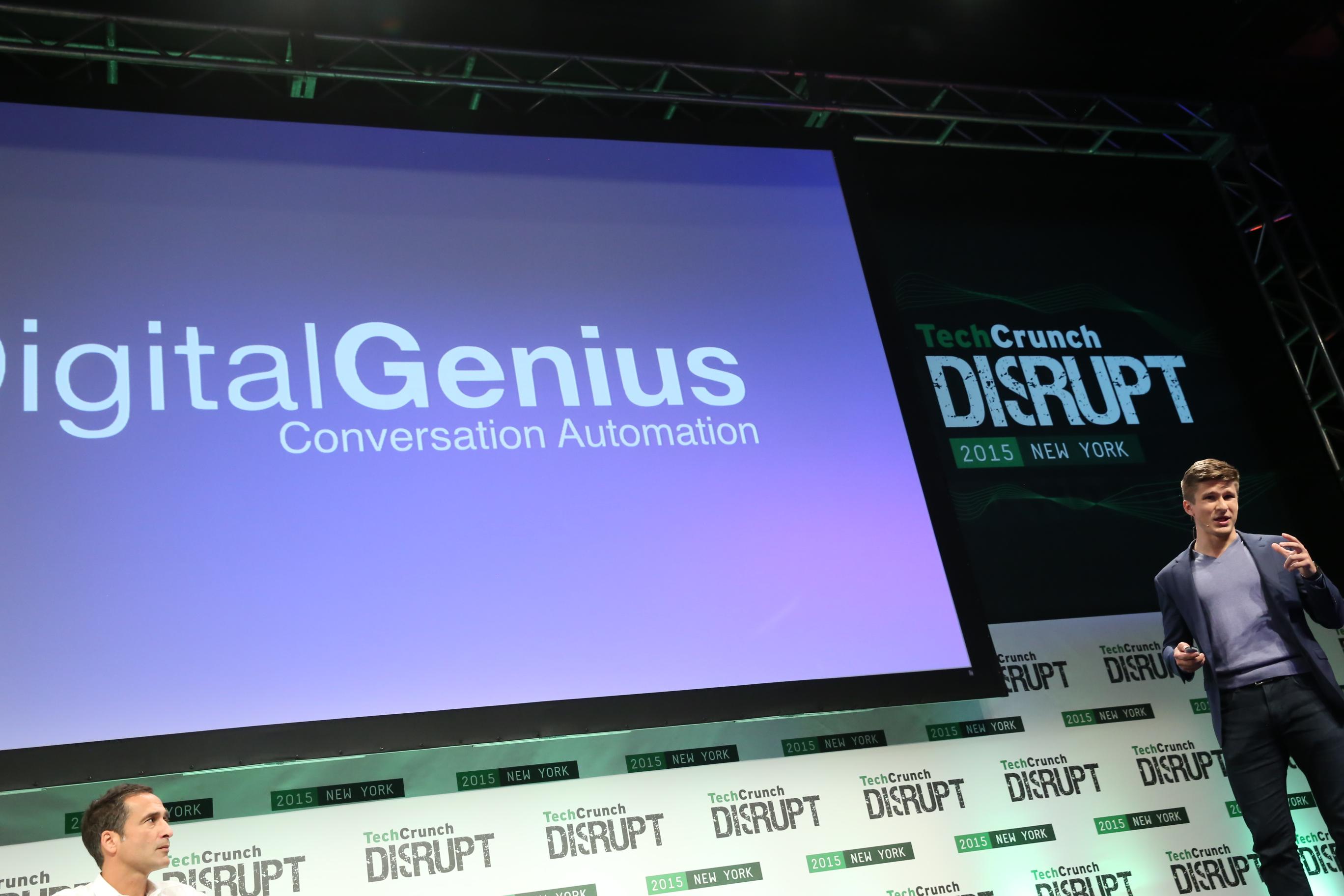 DigitalGenius raises $14.75 million Series A for AI-based customer service solution