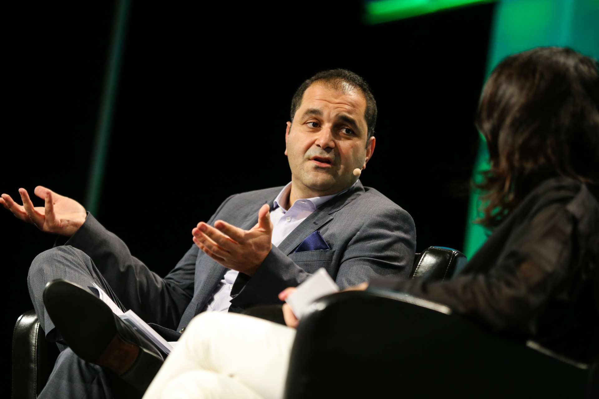 Two Democratic senators donate funds from Shervin Pishevar to charities for women