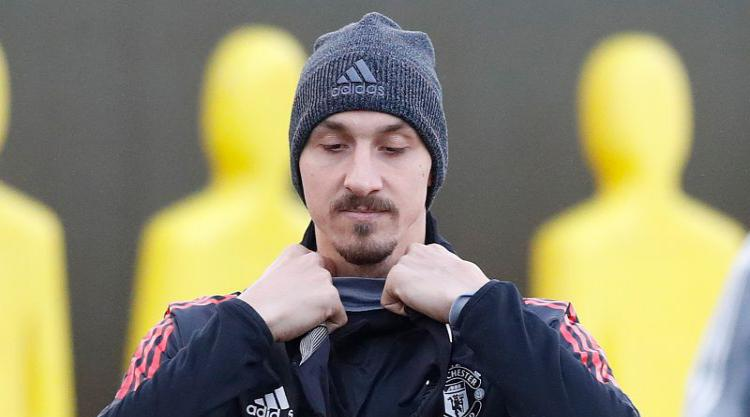 Zlatan Ibrahimovic, Phil Jones and Nemanja Matic available for Manchester derby
