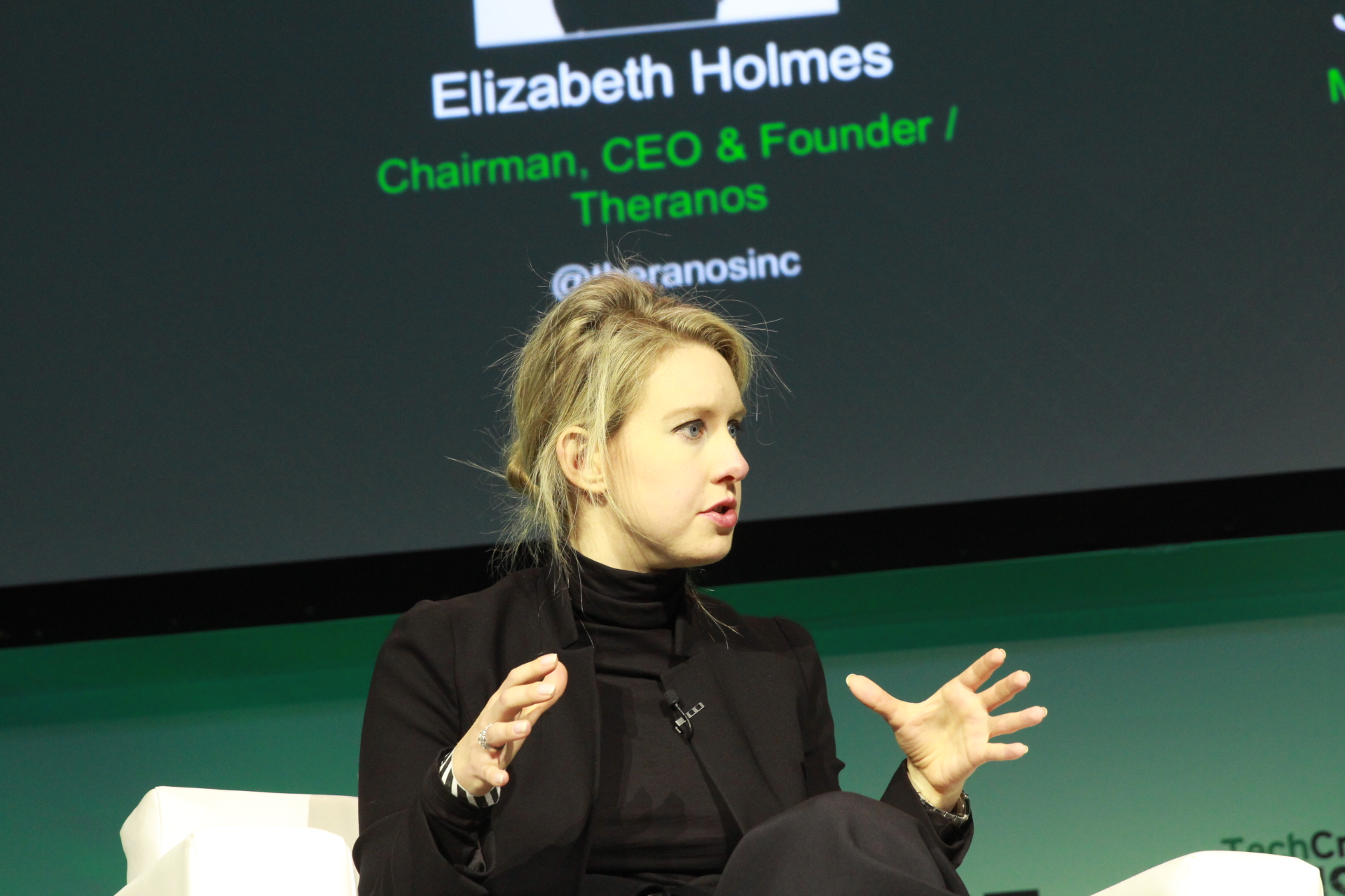 Theranos gets $100 million in debt financing to carry it through 2018, with some caveats