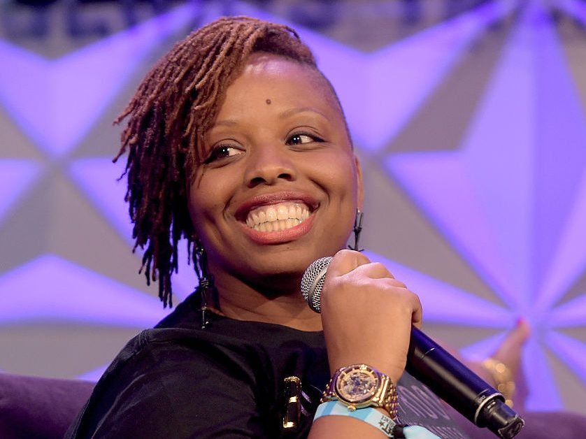 Black Lives Matter co-founder Patrisse Cullors on government surveillance and her upcoming book