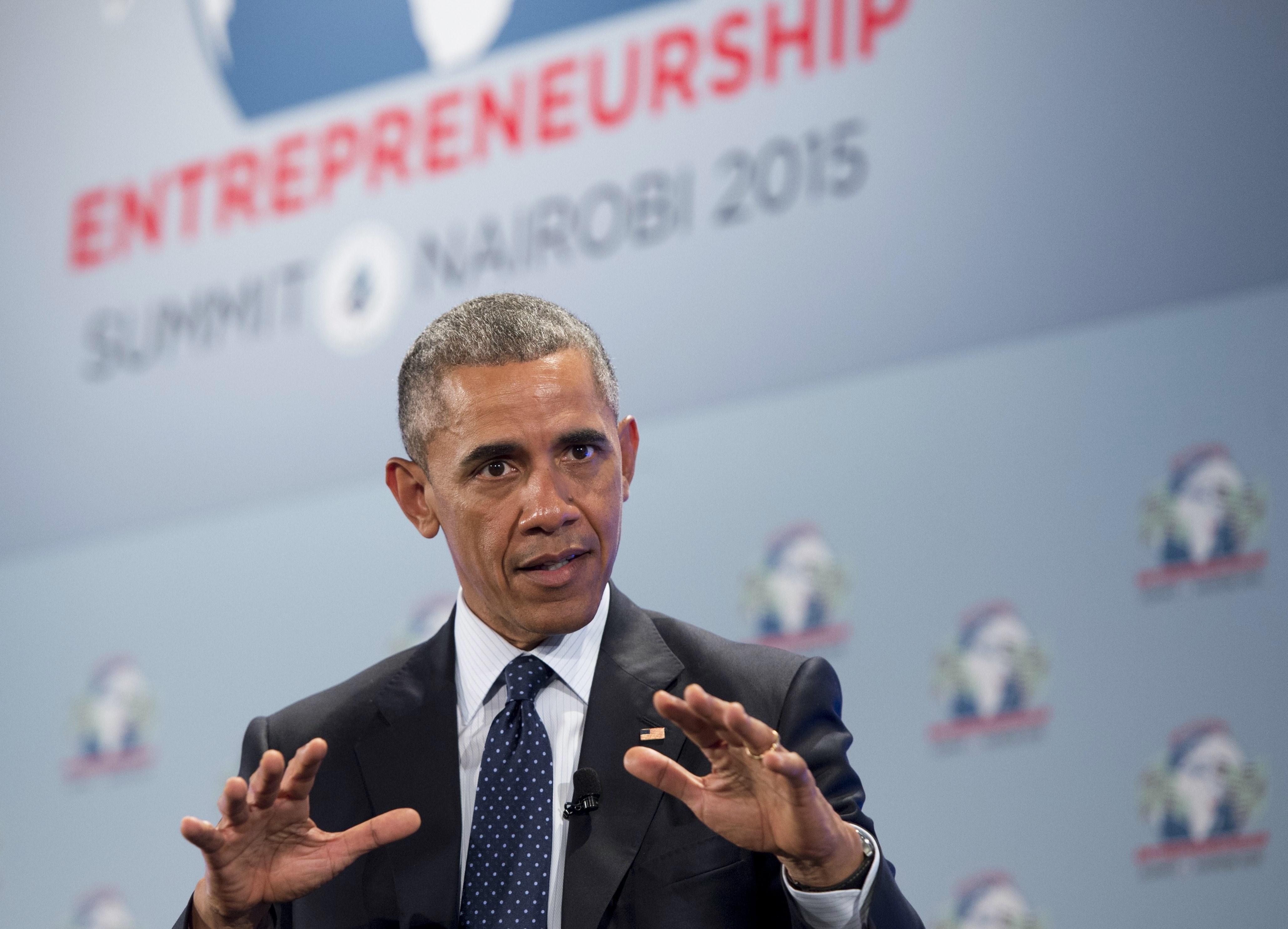 President Obama warns against getting 'cocooned' in bias via social media