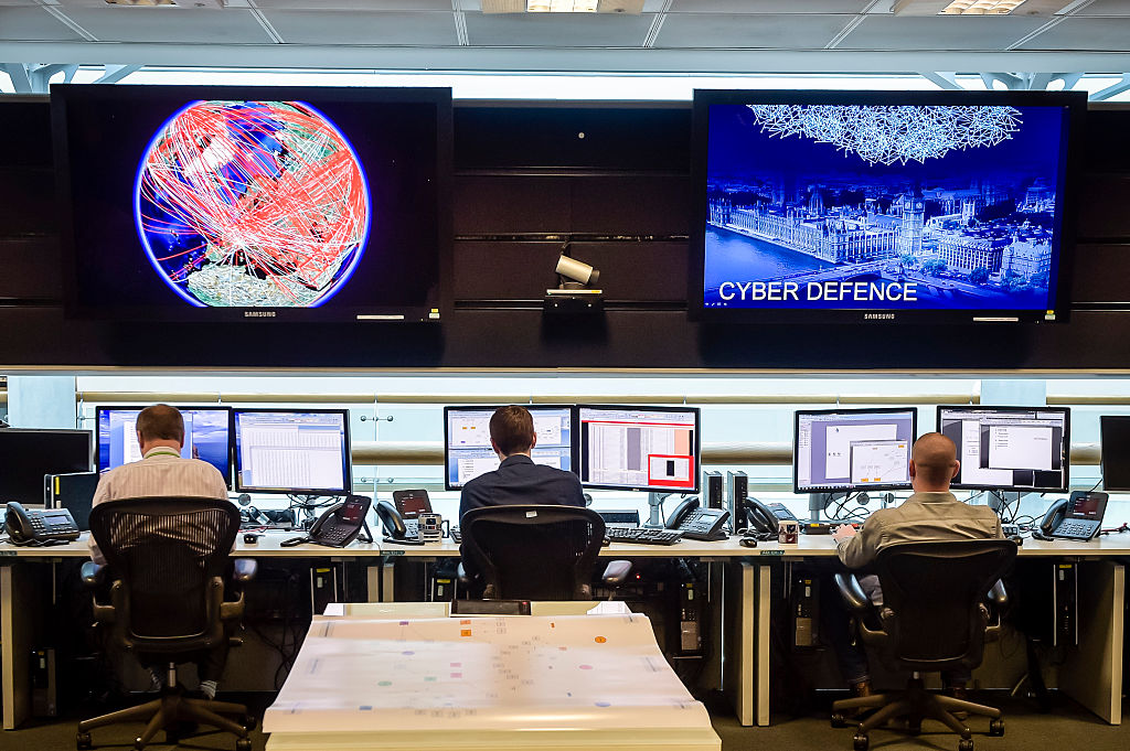 Britain's spy agency can't stop losing cyber talent to major tech companies