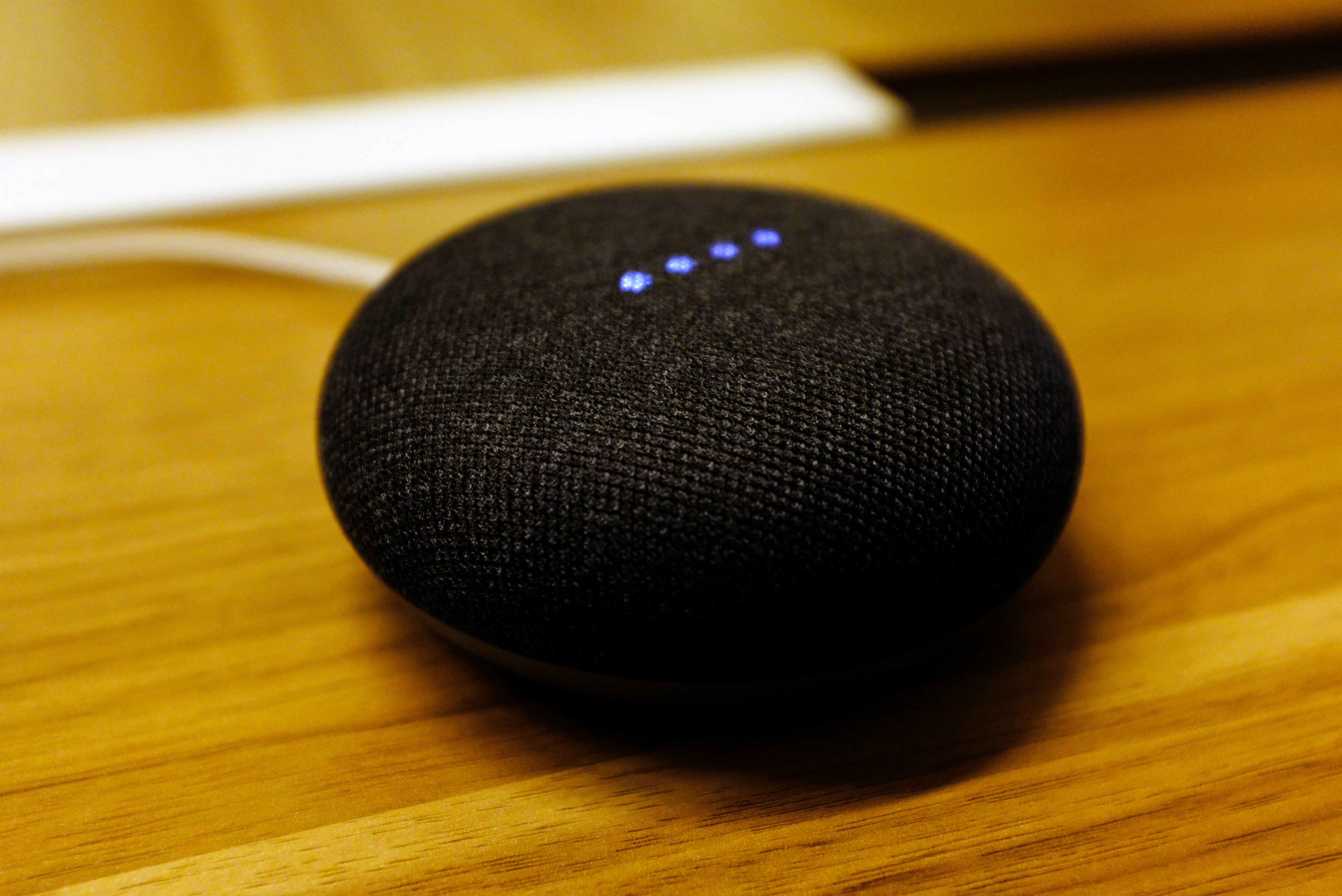 Google is working on a fix for a bug that's causing Home Minis to crash at high volume
