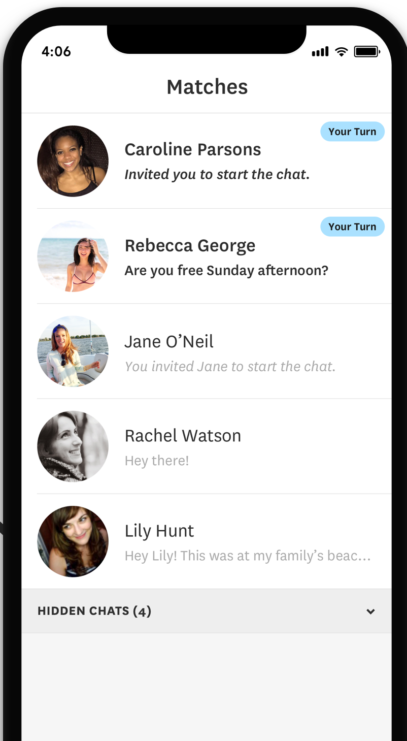Dating app Hinge rolls out a new feature to reduce 'ghosting'