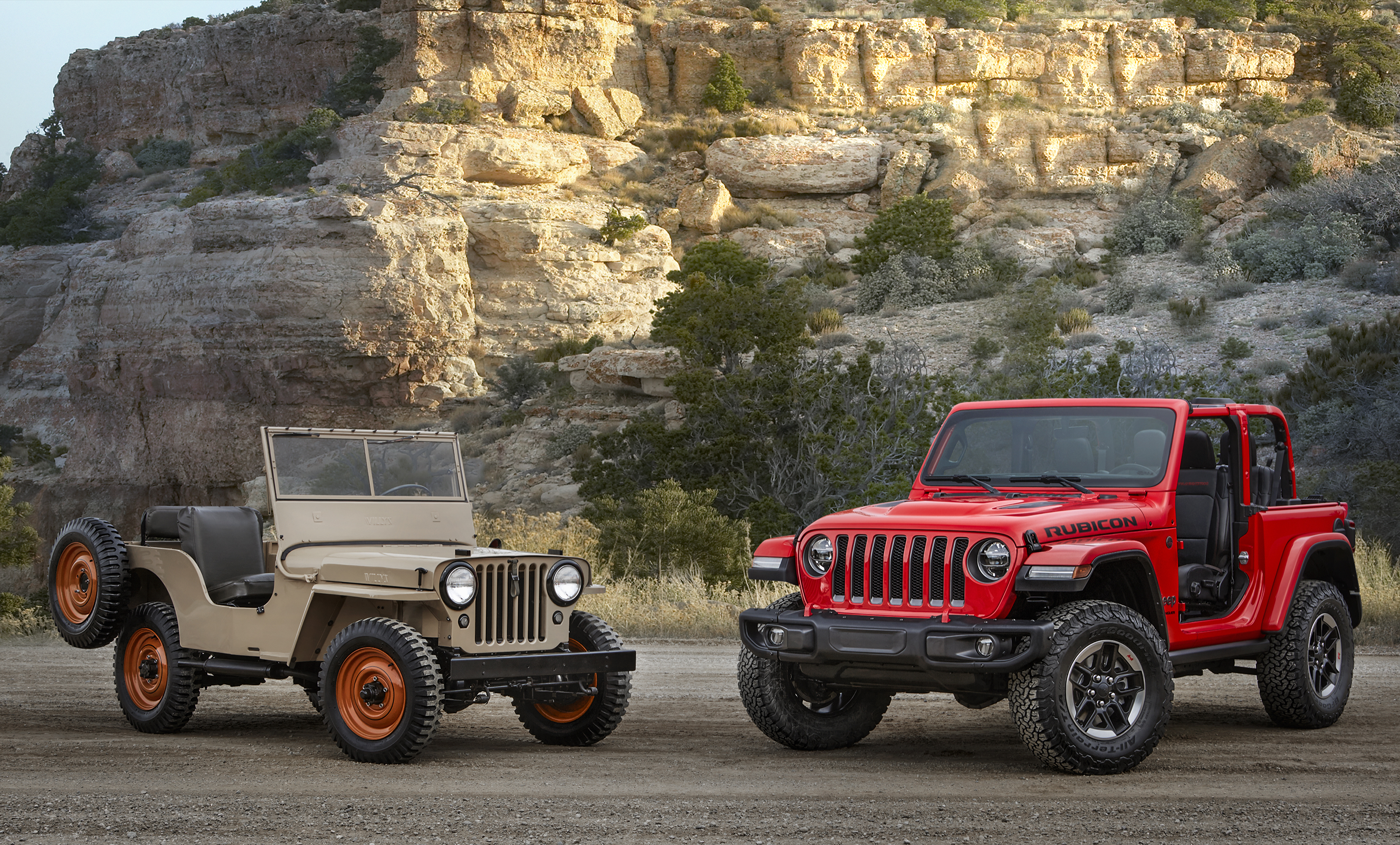 There will be a plug-in Hybrid Jeep Wrangler in 2020