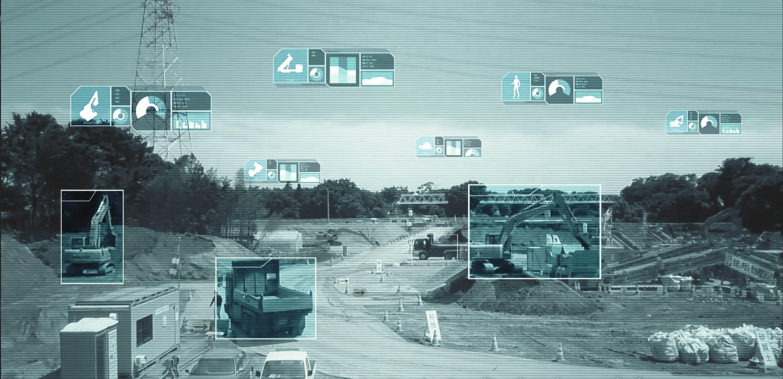 Nvidia and construction giant Komatsu partner on AI for job site safety