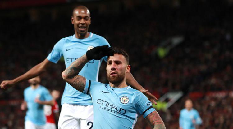 Premier League leaders Manchester City open up 11-point gap after derby triumph