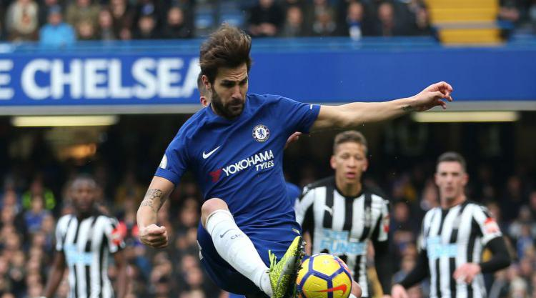 Cesc Fabregas: The top clubs are all waiting for Manchester City to slip up