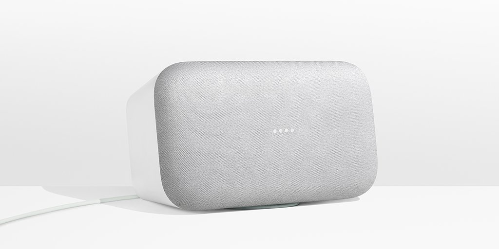 Google's premium Home Max smart speaker goes on sale