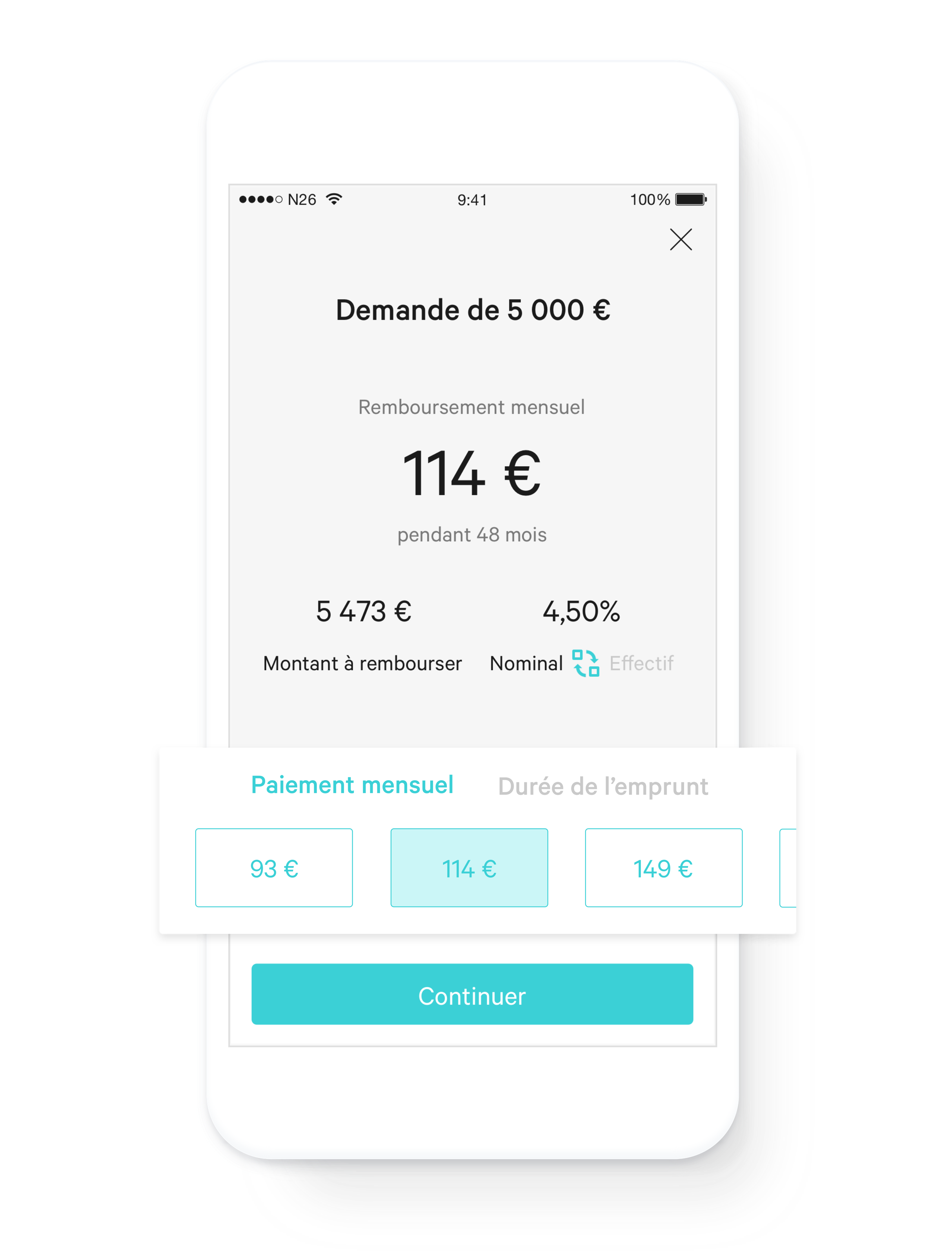 N26 partners with Younited Credit to launch credit offering in France