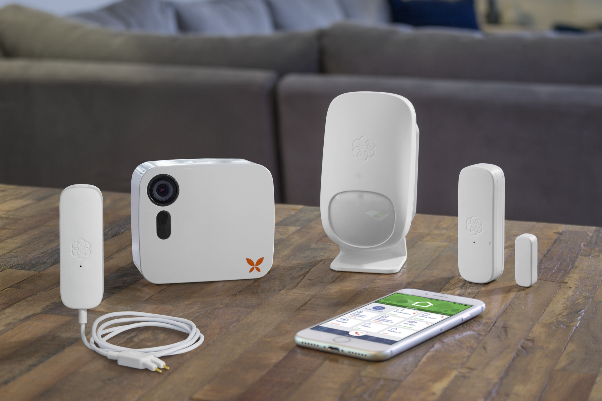 Ooma acquires AI-powered video camera platform Butterfleye for its home security service