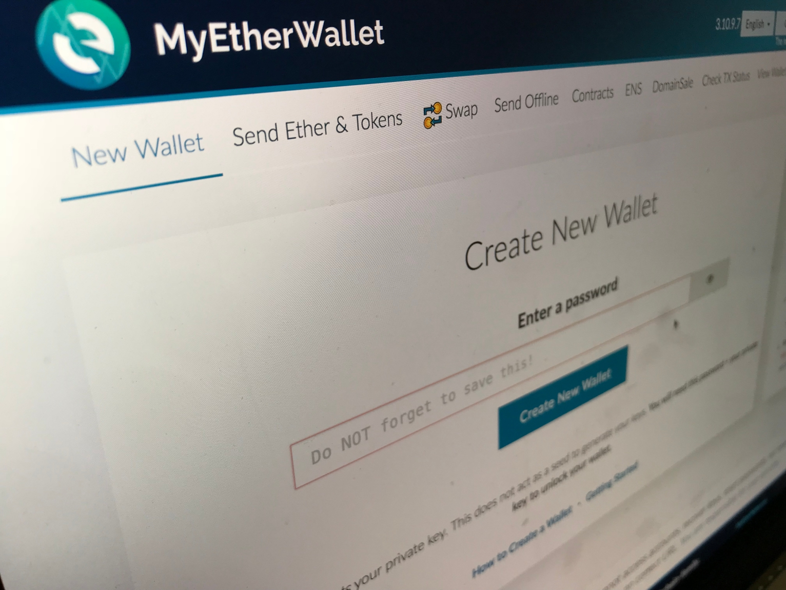 MyEtherWallet plans official iOS app after knockoff version is booted from App Store