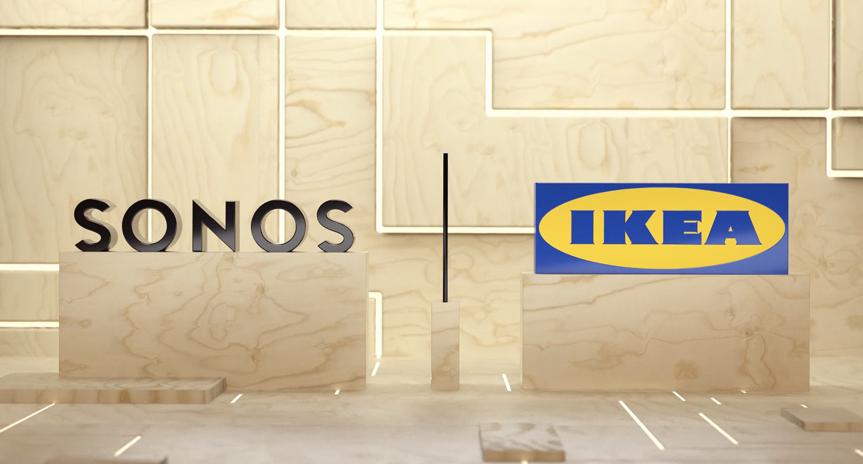 Sonos and Ikea are collaborating on sound products for the home