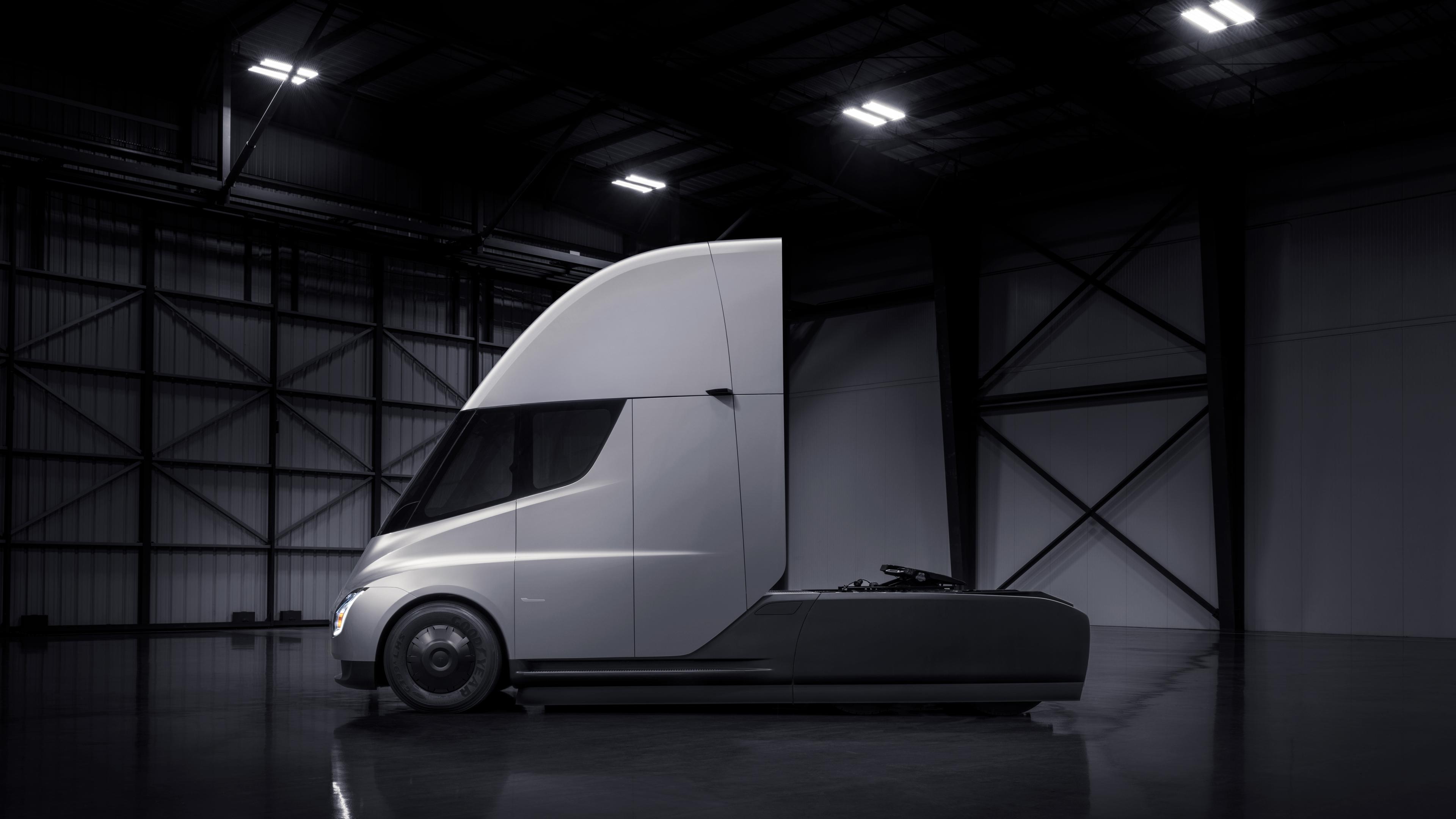 Pepsi one-ups Budweiser brewer by ordering 100 Tesla electric semi trucks